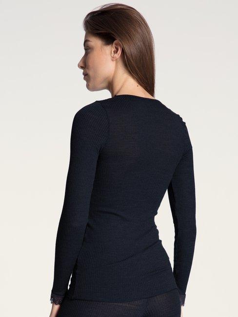 CALIDA Silky Wool Joy T-shirt à manches longues