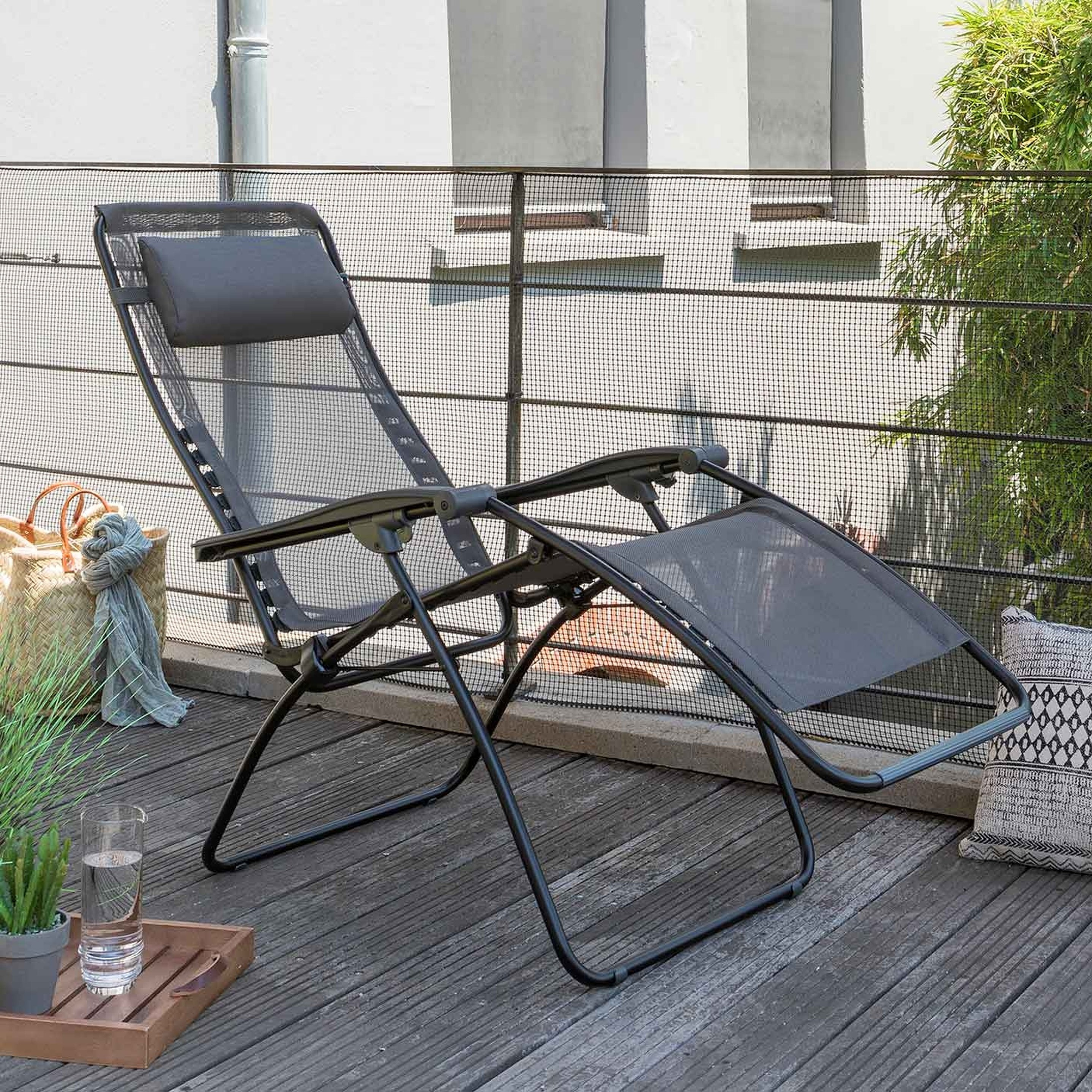 FAUTEUIL RELAX Lafuma Mobilier BE 2