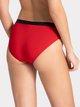 TOMMY HILFIGER Core Solid Logo WB-S Bikini-Hose