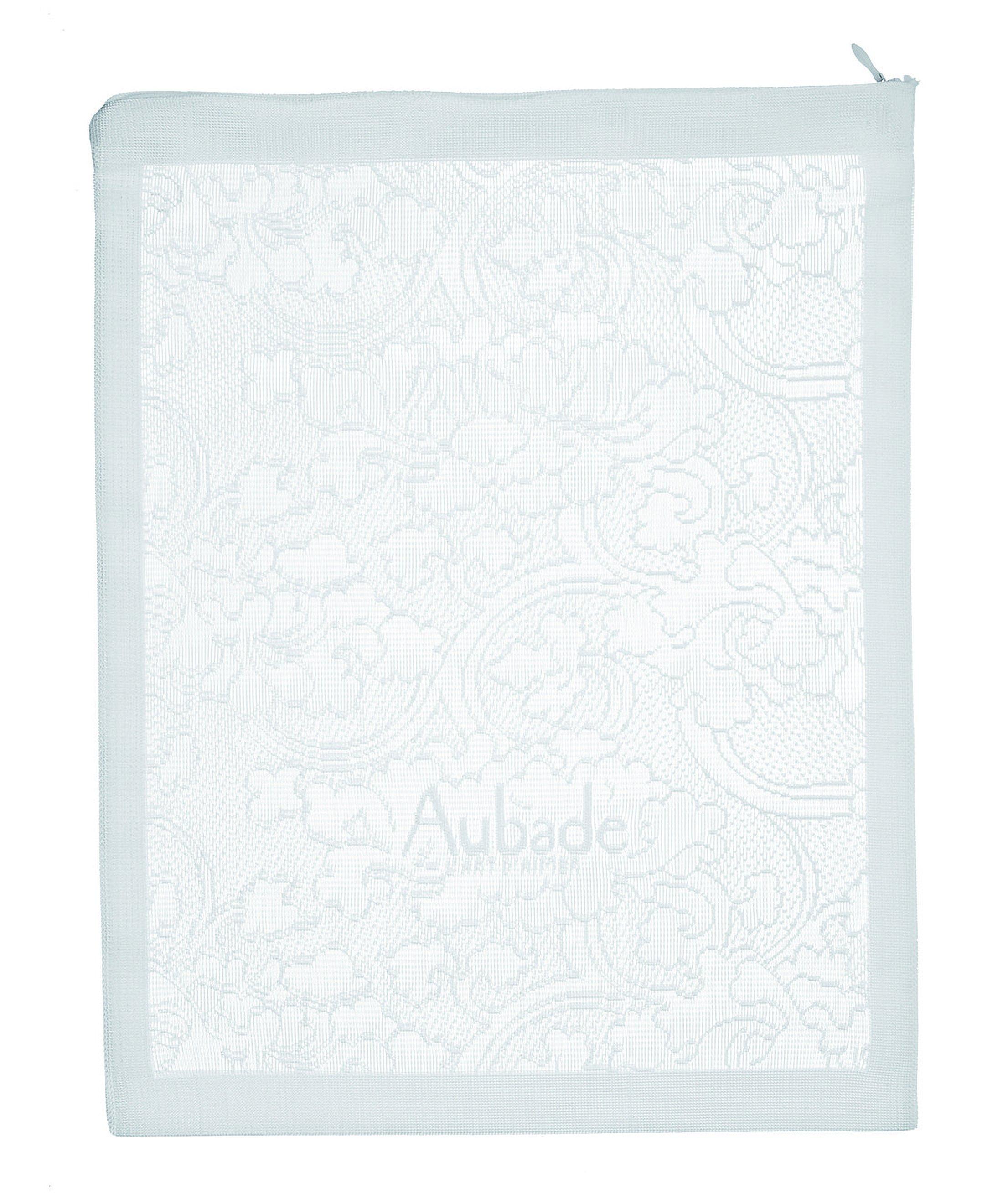 POCHON DE LAVAGE Pochon de lavage Blanc   Aubade