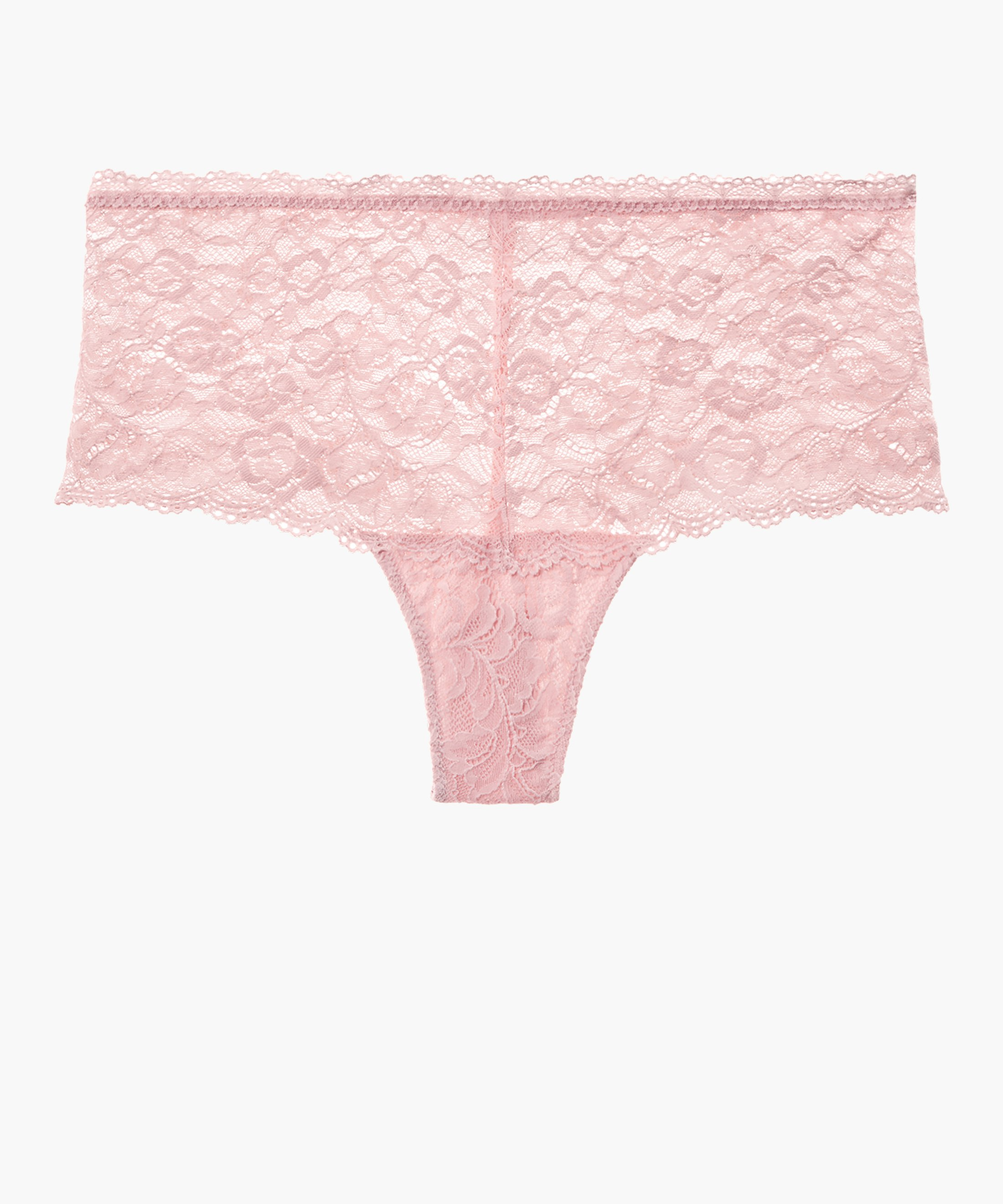 ROSESSENCE Shorty St-Tropez Powder Pink | Aubade