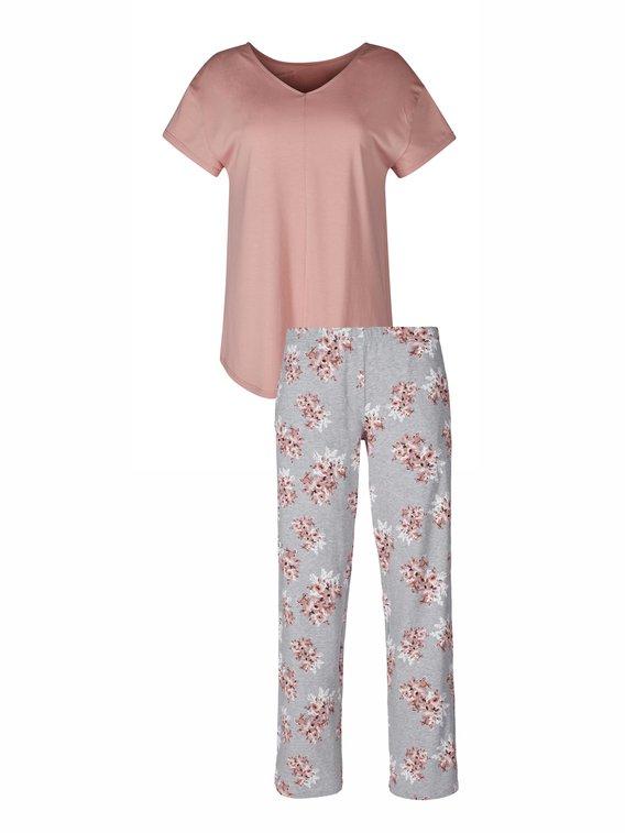 SKINY Every Night In Mix & Match Pyjama mit T-Shirt