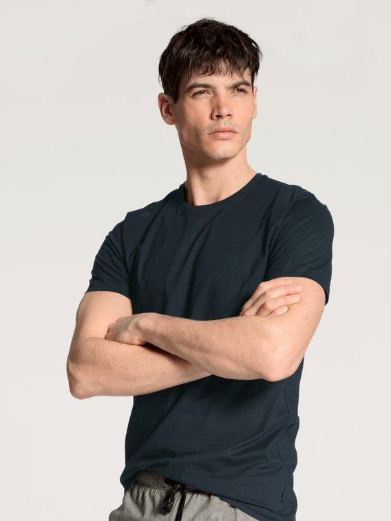 CALIDA Remix Basic Kurzarm-Shirt, Rundhals