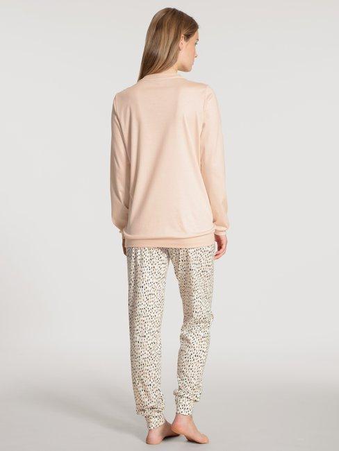CALIDA Sweet Dreams Bündchen-Pyjama