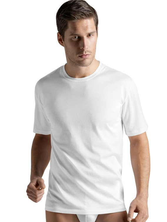 HANRO Cotton Sporty T-Shirt