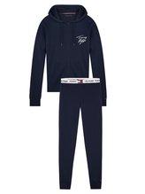 TOMMY HILFIGER Tommy 85 Jogging-Anzug mit Kapuzenjacke