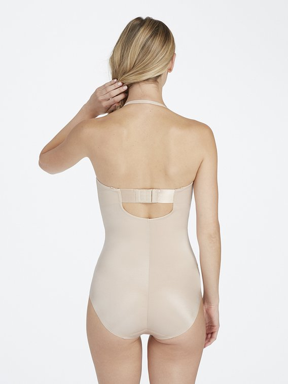 SPANX Suit Your Fancy Trägerloser Shaping-Body
