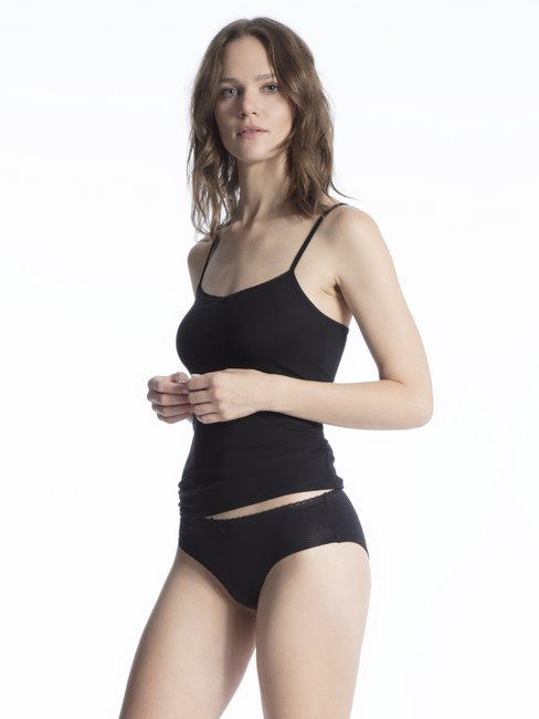 CALIDA Every Day Cotton Panty, low cut