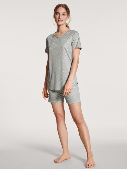 CALIDA Bamboo Nights Kurz-Pyjama