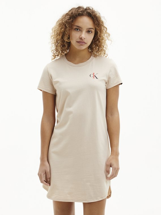 CALVIN KLEIN CK One Lounge Jersey Sleepshirt