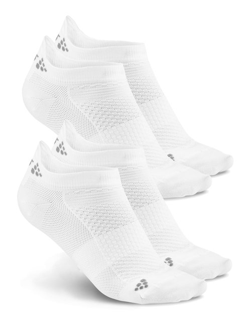 CRAFT Stay Cool Shaftless Sock, 2-Pack