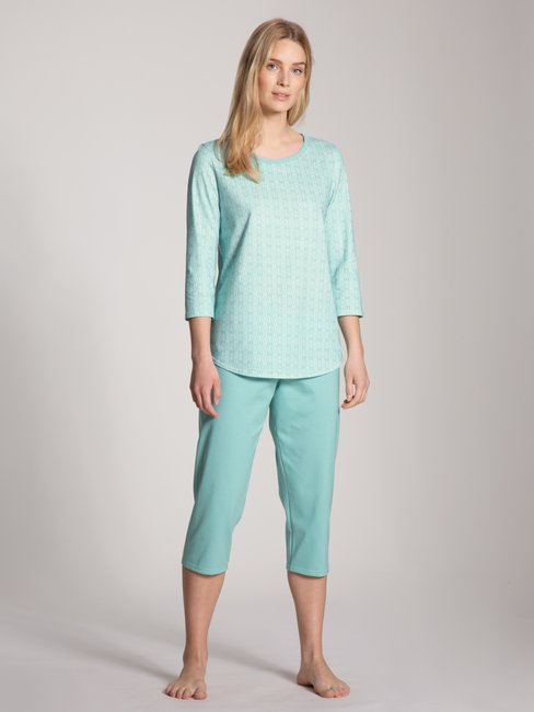 CALIDA Cotton Special 3/4-Pyjama