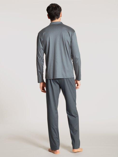CALIDA Relax Selected Pyjama boutonné sur toute la longueur