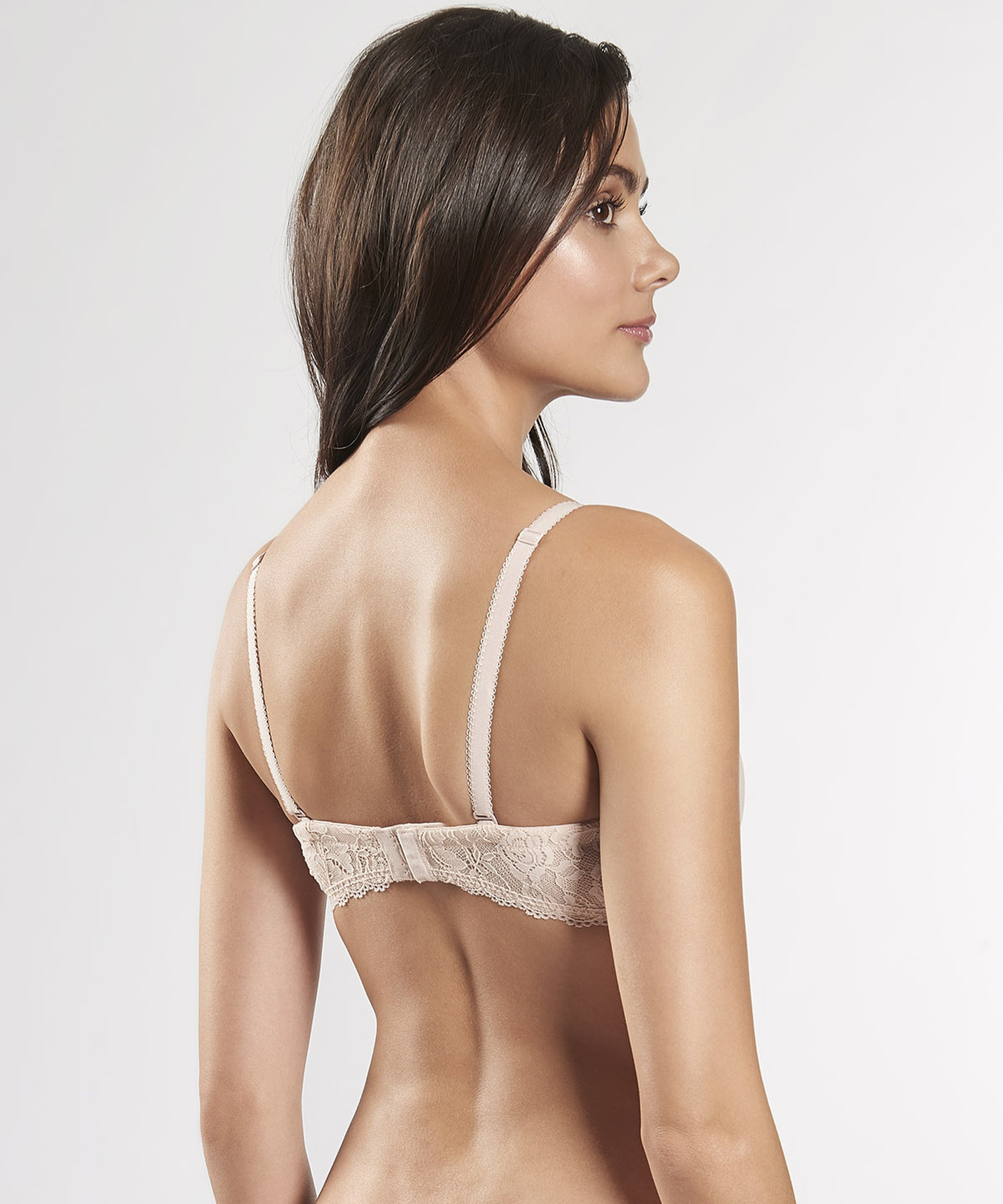 LYSESSENCE Soutien-gorge bandeau coque confort Nude d'Été | Aubade