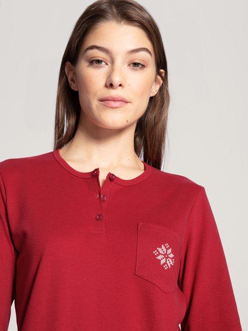 CALIDA Favourites Holidays Langarm-Shirt