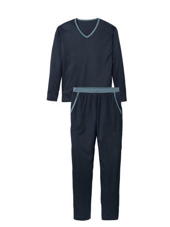 CALIDA 100% Nature Pyjama lang, Compostable