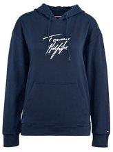 TOMMY HILFIGER Tommy 85 Kapuzen-Pullover mit Logo
