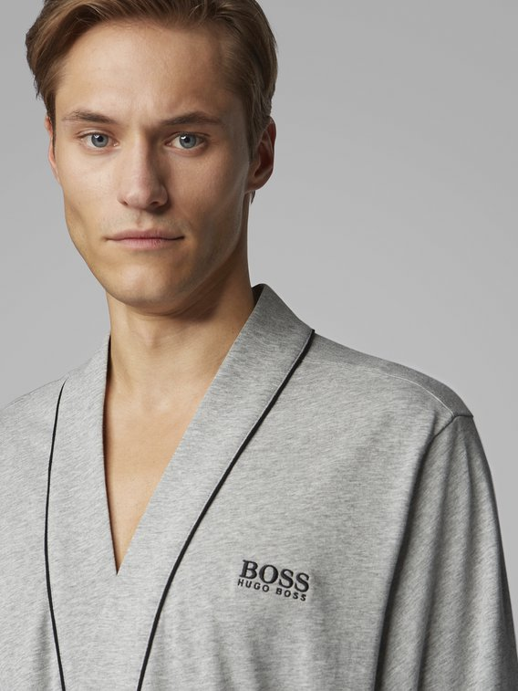 BOSS Nightwear Kimono, Länge 120cm