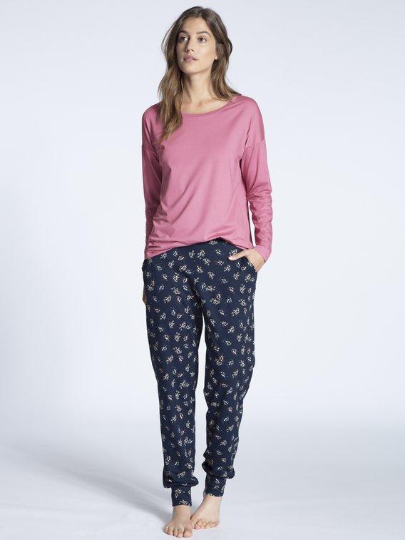 CALIDA Damen Pants mit Bündchen Favourites Trend 2