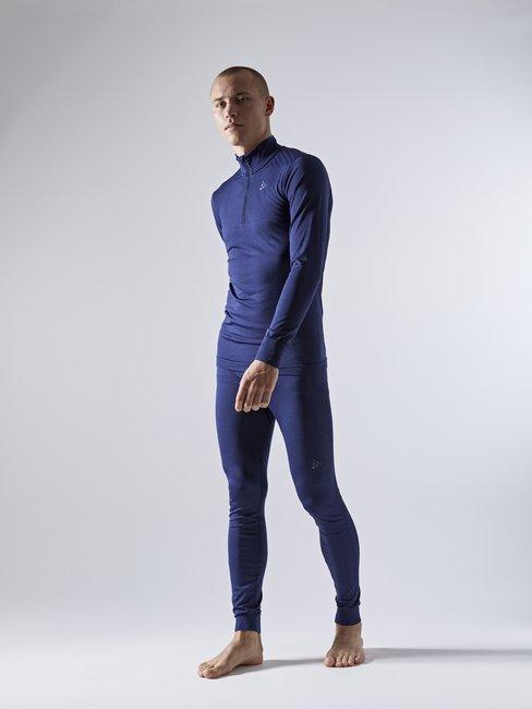 CRAFT Fuseknit Comfort Zip Longsleeve