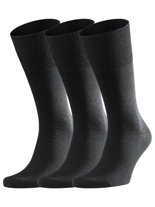 FALKE Airport Socken, 3er-Pack