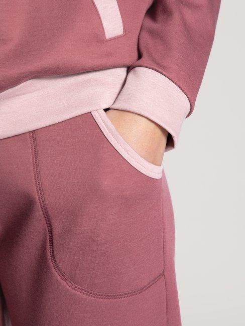CALIDA Spacer Lounge Pantalone con polsini