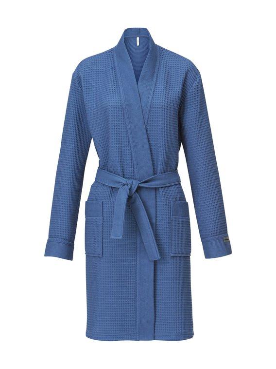 TAUBERT Thalasso Piqué Kurz-Kimono Länge 100cm
