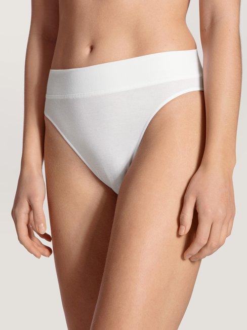 CALIDA Elastic Duopack Slip ceinture souple, high waist