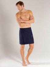 TAUBERT Thalasso Soft Piqué Herren Sauna Kilt, Länge 45cm