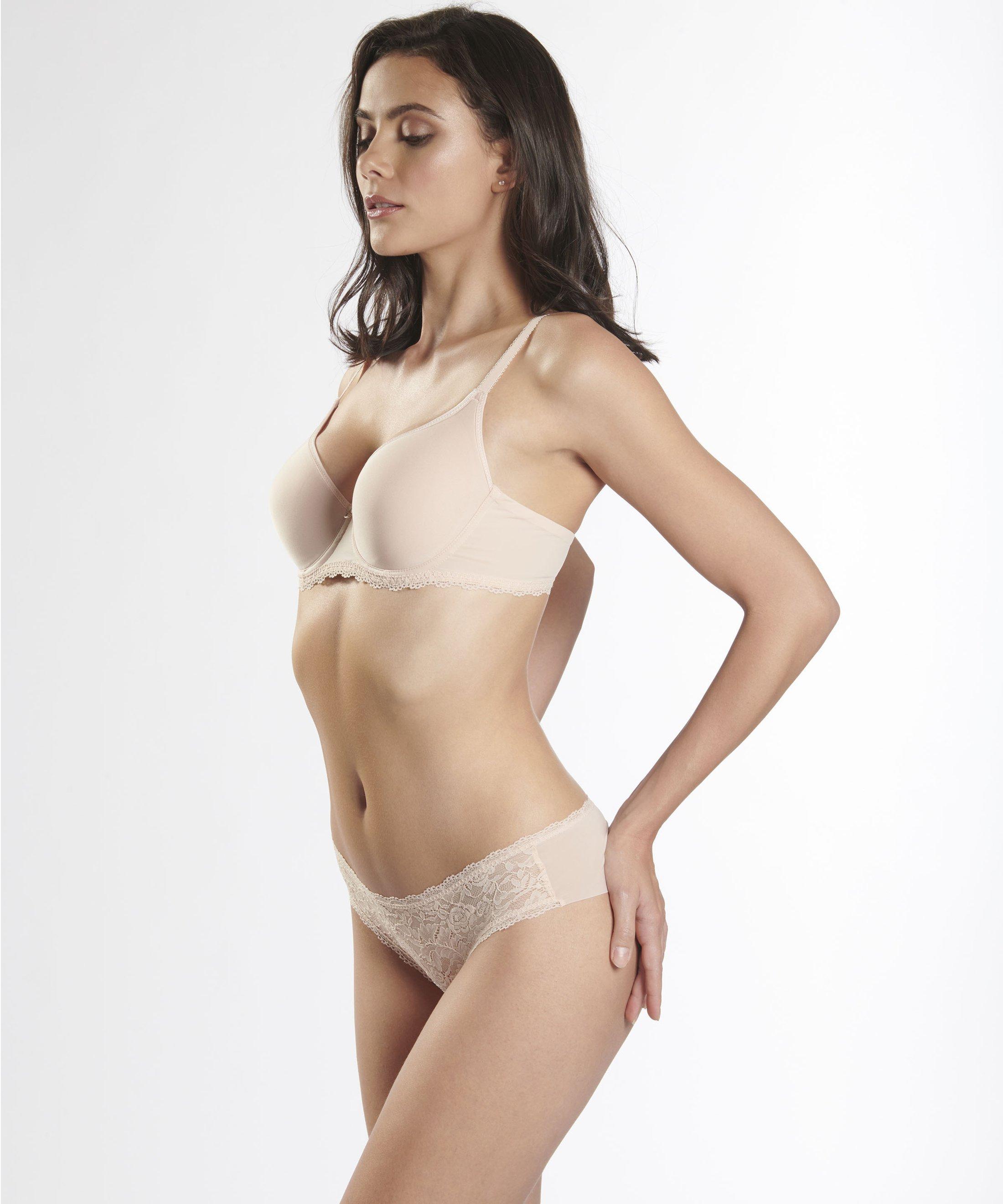 LYSESSENCE Soutien-gorge spacer t-shirt bra Nude d'Été | Aubade