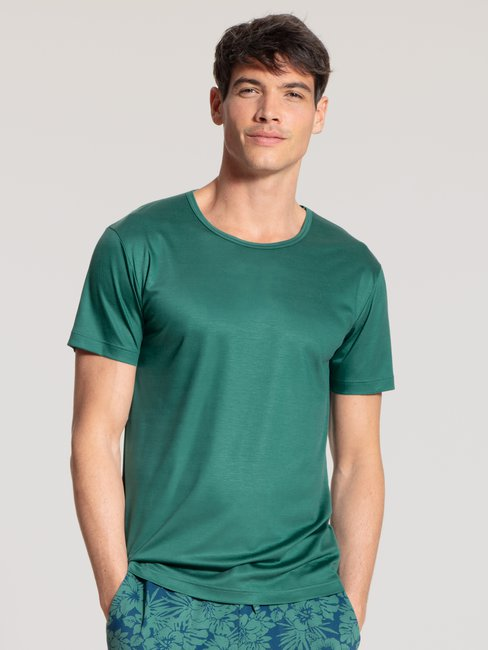 CALIDA 100% Nature Kurzarm-Shirt, Compostable