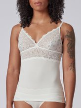 SKINY Every Day In Bamboo Lace Spaghetti-Top