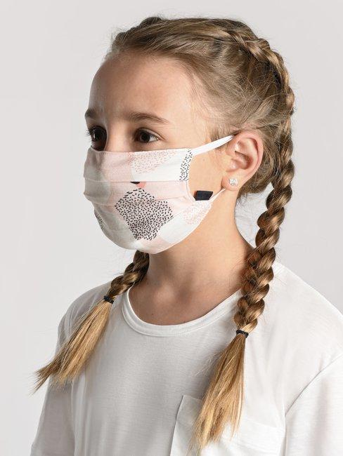 CALIDA Yellow Mask Masque d'hygiène pour enfants