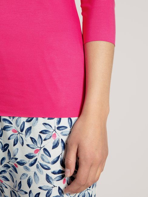 CALIDA Natural Luxe 3/4 shirt