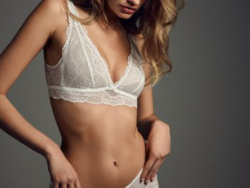 Non-underwired lingerie